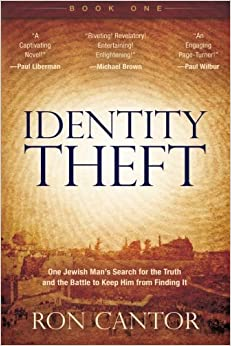 Identity Theft: How Jesus Was Robbed Of His Jewishness: 1