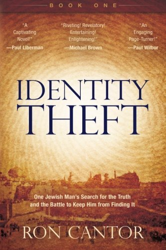 Identity Theft Ron Cantor
