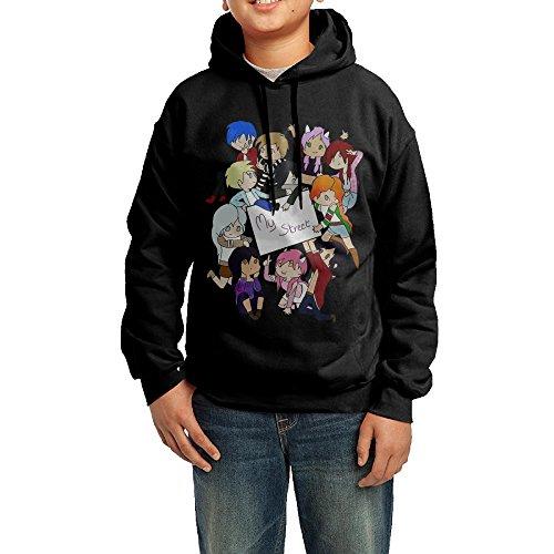 XMAS Youth Aphmau Minecraft My Street Pullover Hoodie Sweatshirt XL (Minecraft Kids Hoodie)