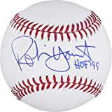 "Rawlings Robin Yount Milwaukee Brewers Autographed Baseball with ""HOF 99"" Inscription - Fanatics Authentic Certified"