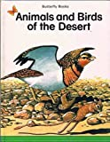 Animals and Birds of the Desert, , 0582245060