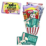 It's just like taking a trip to the theaters concession stand for snacks to enjoy with your favorite movie! Perfect for kids, college students or anyone who likes to watch a good movie. Design and content may vary.