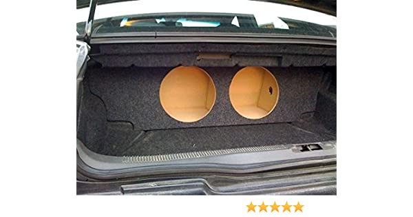 Amazon Com 00 06 Lincoln Ls Custom Sub Enclosure Subwoofer Box