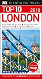 Top 10 London: 2018 (Eyewitness Top 10 Travel Guide)