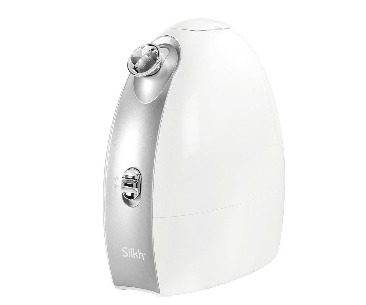 Silkn VitalSteam, Sauna facial, Calor o frío para una limpieza profunda y