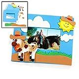 Horse Photo Frame Magnet Craft Kit (1 dz)
