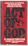 Act of God, Charles Templeton, 0553122622