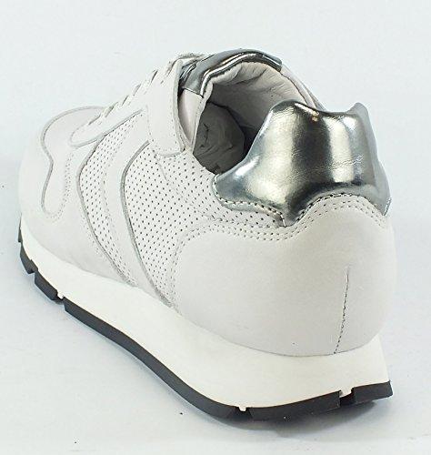 Maca Kitzbühel 7329 Leder Sneaker White White