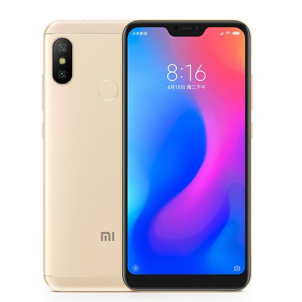 TALLA 64GB. Xiaomi A2 Lite 4G 64GB Dual-SIM Gold EU- Global