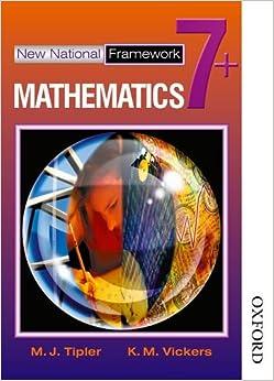 New National Framework Mathematics 7: 7 Plus