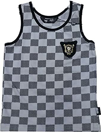 Jojo White Vest For Boys 17 Us