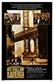 Posters USA - Once Upon a Time in America Movie Poster GLOSSY FINISH) - MOV067 (24'' x 36'' (61cm x 91.5cm))