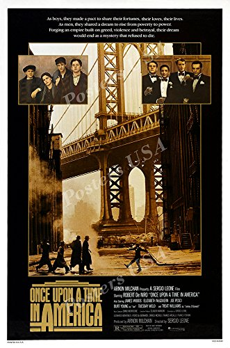 Posters USA - Once Upon a Time in America Movie Poster GLOSS