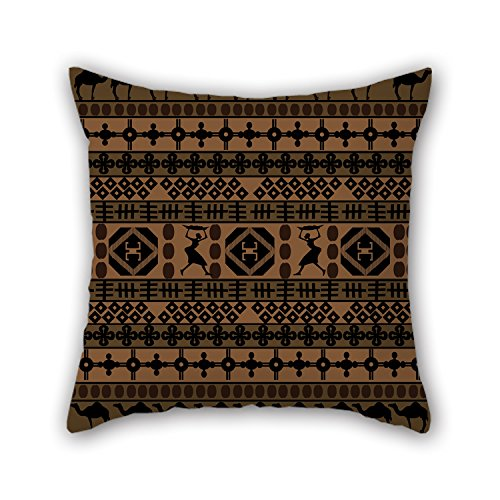 The Bohemian Pillowcase Of 20 X 20 Inches / 50 By 50 Cm Decoration Gift For Lover Saloon Shop Living Room Christmas Office (2 Sides)