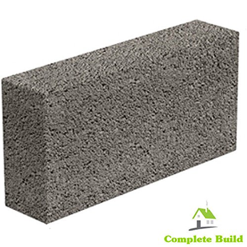 Solid Dense Concrete Blocks 7N 100mm Free Delivery