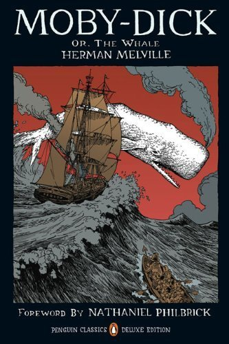 Moby Dick Classics Editions Melville Paperback product image