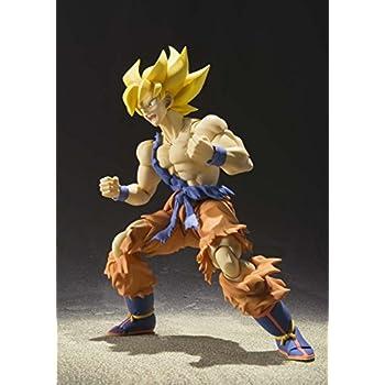 Bandai Tamashii Nations Dragon Ball Z Super Saiyan Goku Super Warrior Awakening S.H. Figuarts Action Figure