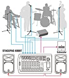 Yamaha STAGEPAS 600BT Portable PA System with