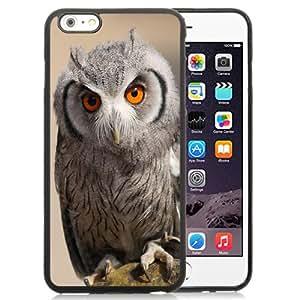 Fashion DIY Custom Designed iPhone 6 Plus 5.5 Inch Generation Phone Case For Cute Owl Phone Case Cover
