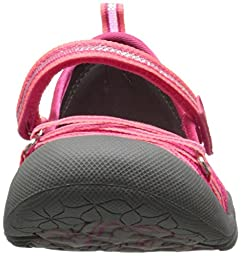 M.A.P. Lillith3 Girls Sport Mary Jane (Little Kid/Big Kid), Pink/Coral, 12 M US Little Kid
