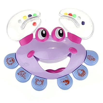 Dkings - Mancuernas para niños, diseño de Cangrejo de bebé, Infantil, B,