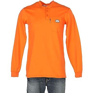 7b07b8eef441 Amazon.com  RASCO Men s Camo Fr Henley T-Shirt  Clothing