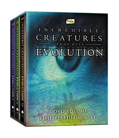 Incredible Creatures that Defy Evolution Website