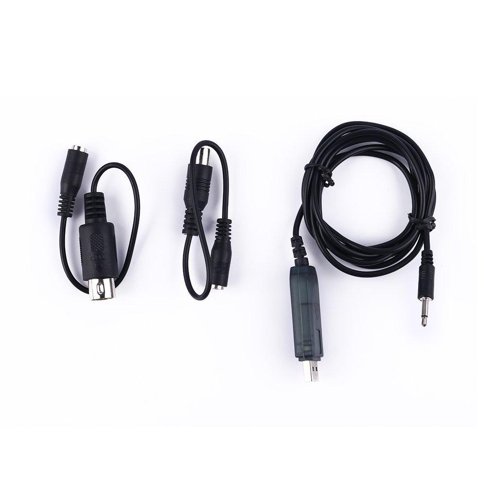 Goolsky Flysky SM100 H/élicopt/ère USB RC pour Flysky FS-i6 FS-i4 FS-TH9X FS-T6 FS-T4B FS-GT3 FS-GT2 T/él/écommande