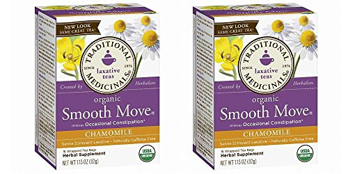 Traditional Medicinals Stimulant Laxative Chamomile product image
