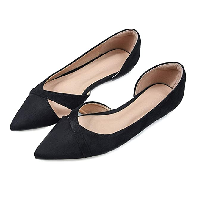 Zapatos De Vestir De Dama De Honor De Trabajo Mocasines Para Mujeres Zapatos Planos Zapatos CóModos Casuales Zapatillas De Ballet: Amazon.es: Ropa y ...