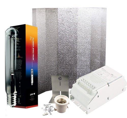 250 W Pro Set standard Pro W V de T + Gib Lighting Flower Pro GIB Lighting 7ed259
