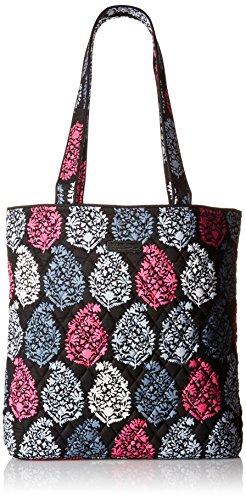 Vera Bradley Unisex Tote Shoulder Handbag, Blue Northern Lights