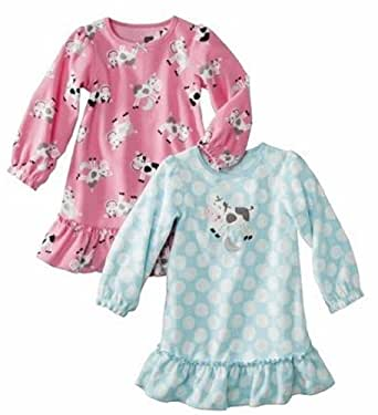Just One You by Carter's Toddler Girls Gown - 2 Pack (2T)