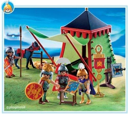 autentico en linea Jugarmobil 4273 - Campamento Romano Romano Romano  directo de fábrica