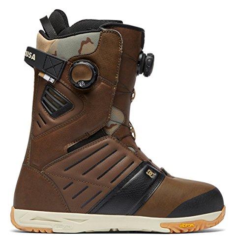 Boots Brown Adyo100031 Boa Dc Marron De Judge Snow Shoes Pour Homme wECq4xBPE