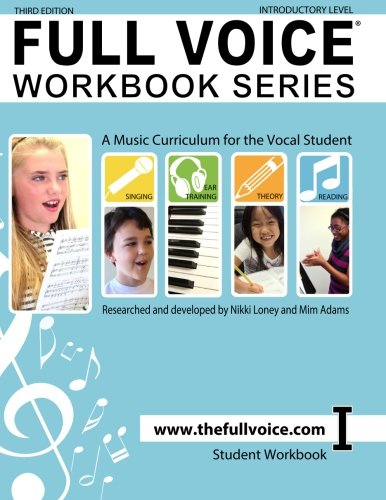Vocal Series - FVM-IN - Full Voice Workbook Series - Introductory Level 3rd Edition
