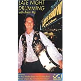 Late Night Drumming [VHS]