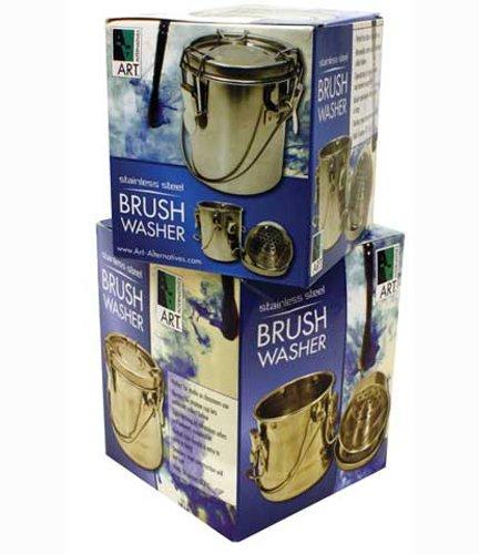 Airtight Brush Washer 8 Oz by Art Alternatives