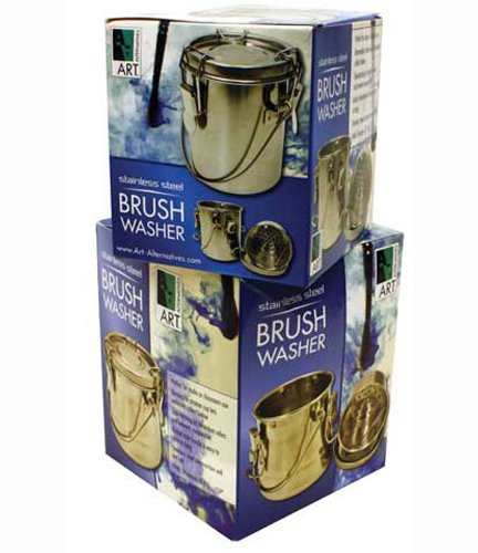 Airtight Brush Washer 8 Oz