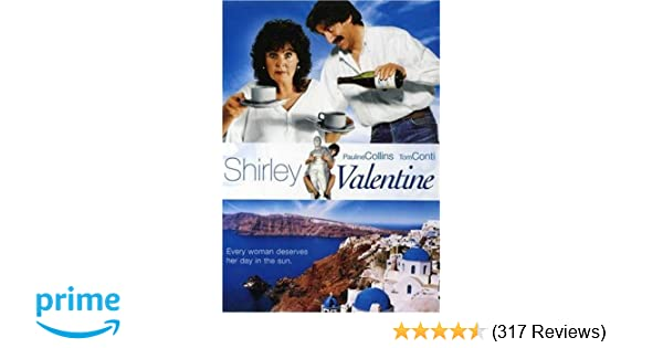 Amazon Shirley Valentine Pauline Collins Tom Conti