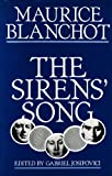 The Siren's Song, Maurice Blanchot, 025335255X