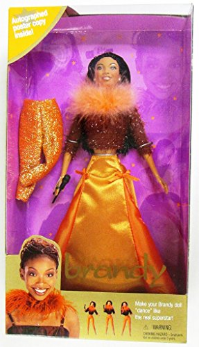 Brandy Doll 1999 (Includes Autographed Poster Copy Inside!)