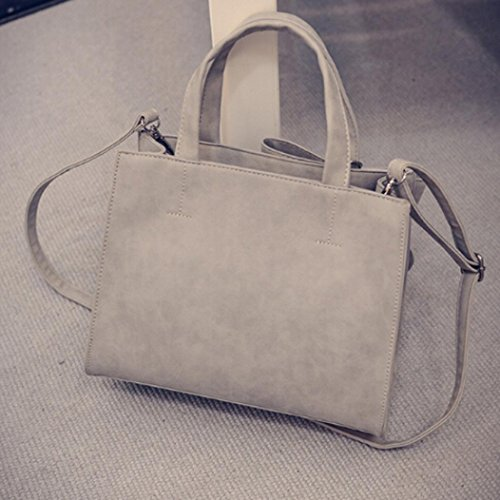 NXDA Girl Hot Bag Cute Handbag Messenger PU Women Pink Zipper Women's Shoulder Bag Beige Crossbody For For Bowknot Leather Bag aBnrxaCwqT