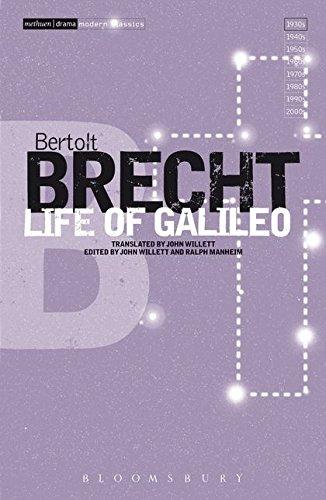 The Life Of Galileo (Modern Classics)