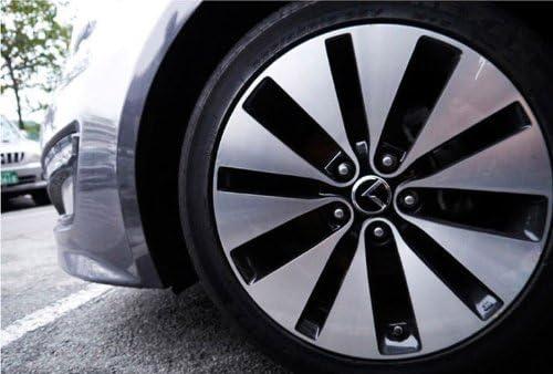 Rear Trunk Lid Steering Wheel Center Hub Cap K Logo Emblem 7-pc Set for 2016 2019 Kia Sorento USA/&Canada Only Automotiveapple Sell ZEO Front Hood