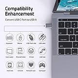 Syntech USB C to USB Adapter (2 Pack), Thunderbolt