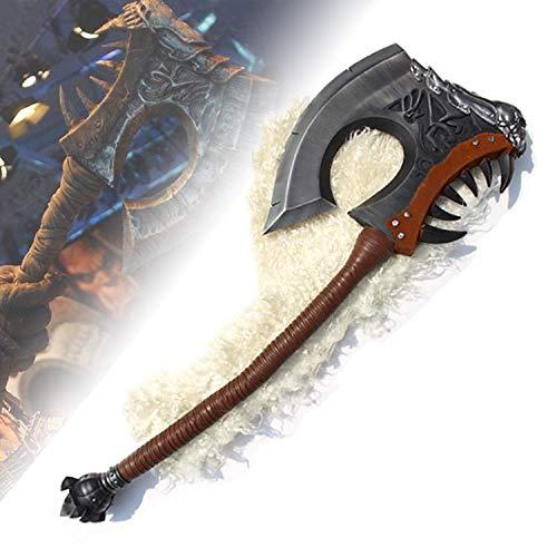 RealFireNSteel Warcraft - Grom Hellscream's Gorehowl