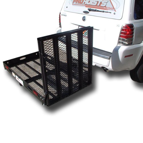 - 500lb Carrier Loading Ramp Mobility Scooter Electric Power Wheelchair Heavy Duty