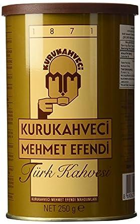 1a1140b44 Mehmet Efendi Turkish Coffee, Medium, 250g: Amazon.ae