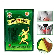 120 Pcs/15 Bags Vietnam Red Tiger Balm Plaster Muscular Pain Stiff Shoulders Pain Relieving Patch